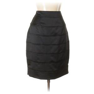 Trina Turk black casual skirt
